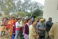 evm municipal elections of ludhiana attempt to rob