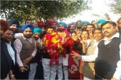 municipal elections congress sultanpur lodhi jatinder pal singh