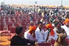 shah rally raises resentment among dera supporters