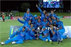 india win in under19 cricket world cup