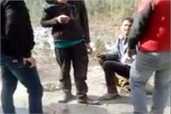 nepali laborers beating ruthlessly  fly the senses watching video