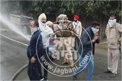 batala toxic gas leaks from cylinder burst in ice factory