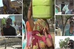 even today a village where dalits are not allowed to touch handpumps