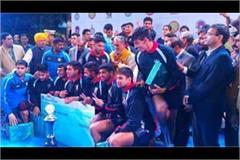 services team champion in kabaddi championship