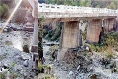 here mining mafia danger for the bridges