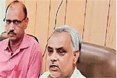 ramesh balharra becomes chairman of the labor welfare board
