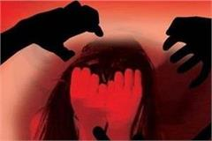 minor gangrape accused absconding taking kalka