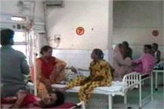 thieves terror in civil hospital administration mum