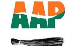 kejriwal s face shows haryana winning  aap