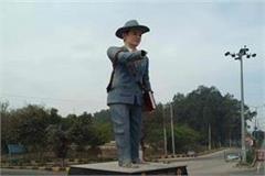 shaheed udham singh statue gun theft