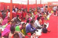 hindu muslim couples get married for 101 couples under cm s marriage