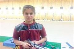 manu bhakar s stint in shooting of world cup two gold in two days