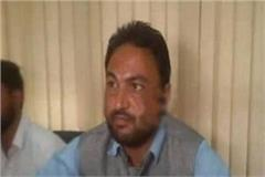 bjp leader has serious charges says bjp not paying attention to muslims