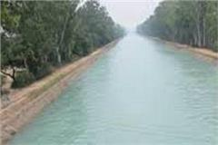 farmers  fields will get plenty of water hundred crore provision on syl