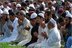 muslims have begun to change timing of prayers