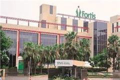 fir against two doctors in fortis