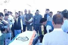 bsf of deputy commandant to daughters given mukhagni