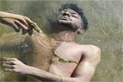 death of young man in sutlej daira