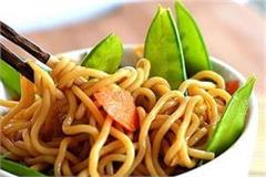 dirty noodles and ingredients