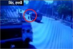 crime truck sand mafia madhya pradesh bhind