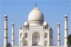 now the taj can be easy long queues tourists can escape