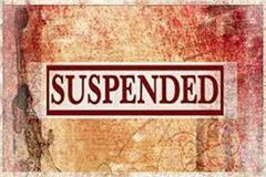 dc suspended for 3 including patwari for duty after drinking liquor