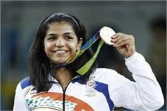 sakshi malik won bronze in asian championship