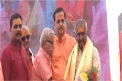 rss sanjay joshi praises pm for the bridges of the bridge