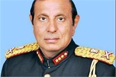retired lieutenant general dp vats will be rajya sabha candidate