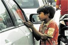 thousands of beggars in punjab but officials do not notice