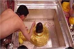 devotees now be able to garland and flowers at kashi vishwanath temple