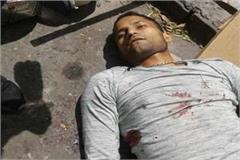 balraj bhati dead in police encounter