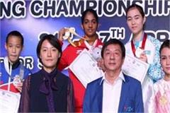 neetu ghanghas win gold medal in asian youth boxing championship