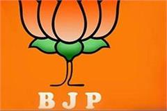 poojan of bjp offices in 11 districts