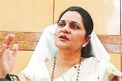 cm has brought transparency in khattar recruitment process sunita duggal