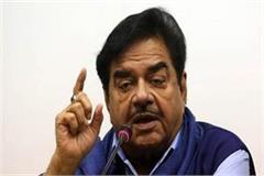 shatrughan challenge to his own party