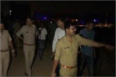 police and badmashan late night encounter