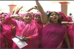 angered by the pink gang furious over unnao and kathua scandal