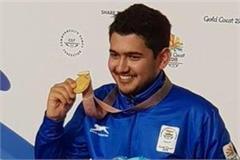 anish bhanwal won gold medal