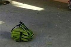suspicious bag found again in pathankot