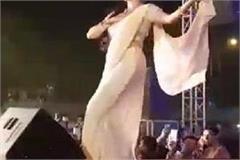 sapna chaudhary s live show