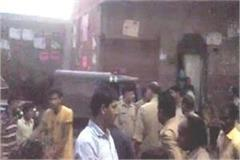 firing chowki in charge accused in house of abducted teenager