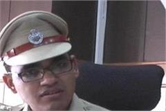 gangaram poonia the youngest ips officer in the state