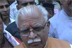 haryana cm s absurd statement on getting a corpse of 8 year old girl