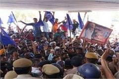 clashes with police and dalits in kaithal