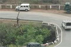 big news active rocket launcher found in nurpur