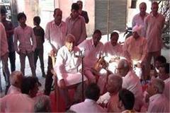 kejriwal enters haryana clarifies situation on syl hooda