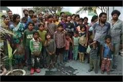 scheme was to send the 18 children smuggled from nepal to the ssb