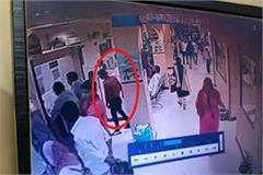 10 second stolen bag full of 21 lakhs from the bank