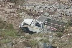 jeep fell 200 feet deep in the gorge driver dies